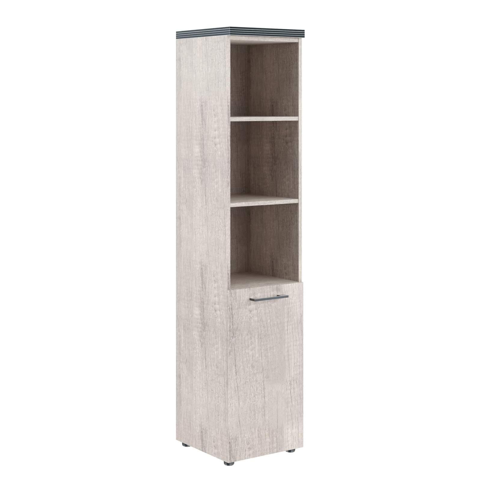 Шкаф  узкий полуоткрытый 400x380x1890
