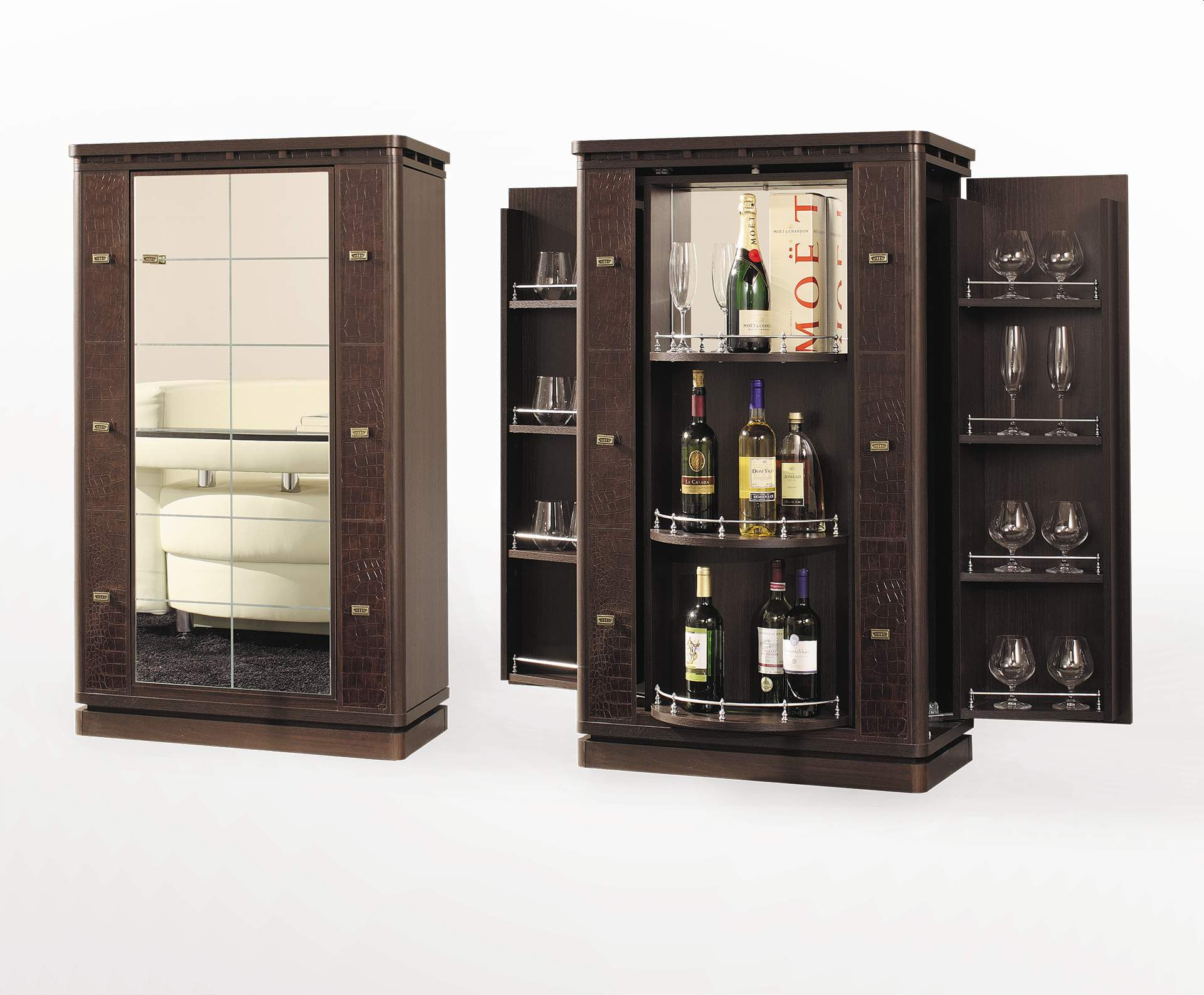Винотека 762x382x1300
