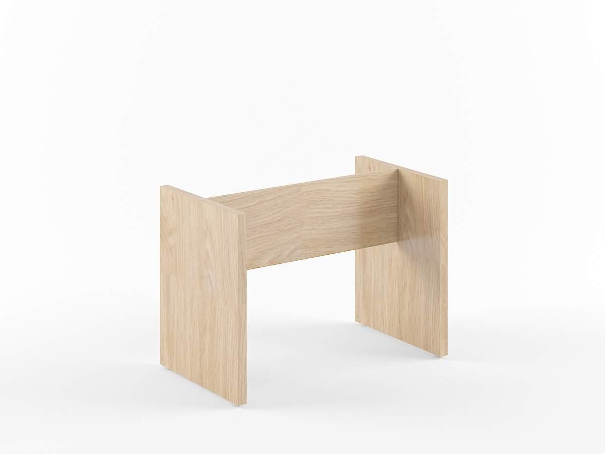 Элемент для конференц стола 1000x600x712
