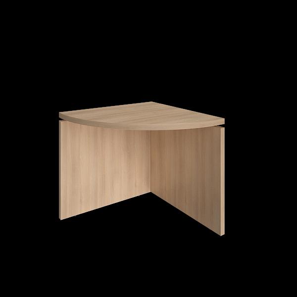 Модуль стола переговоров левый 800х800х750