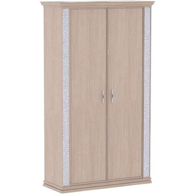 Шкаф с деревянными дверями 1240x515x2148