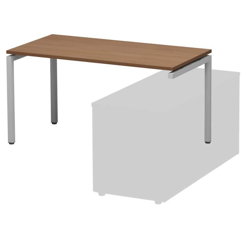 Стол на 3х опорах 1400x700x740