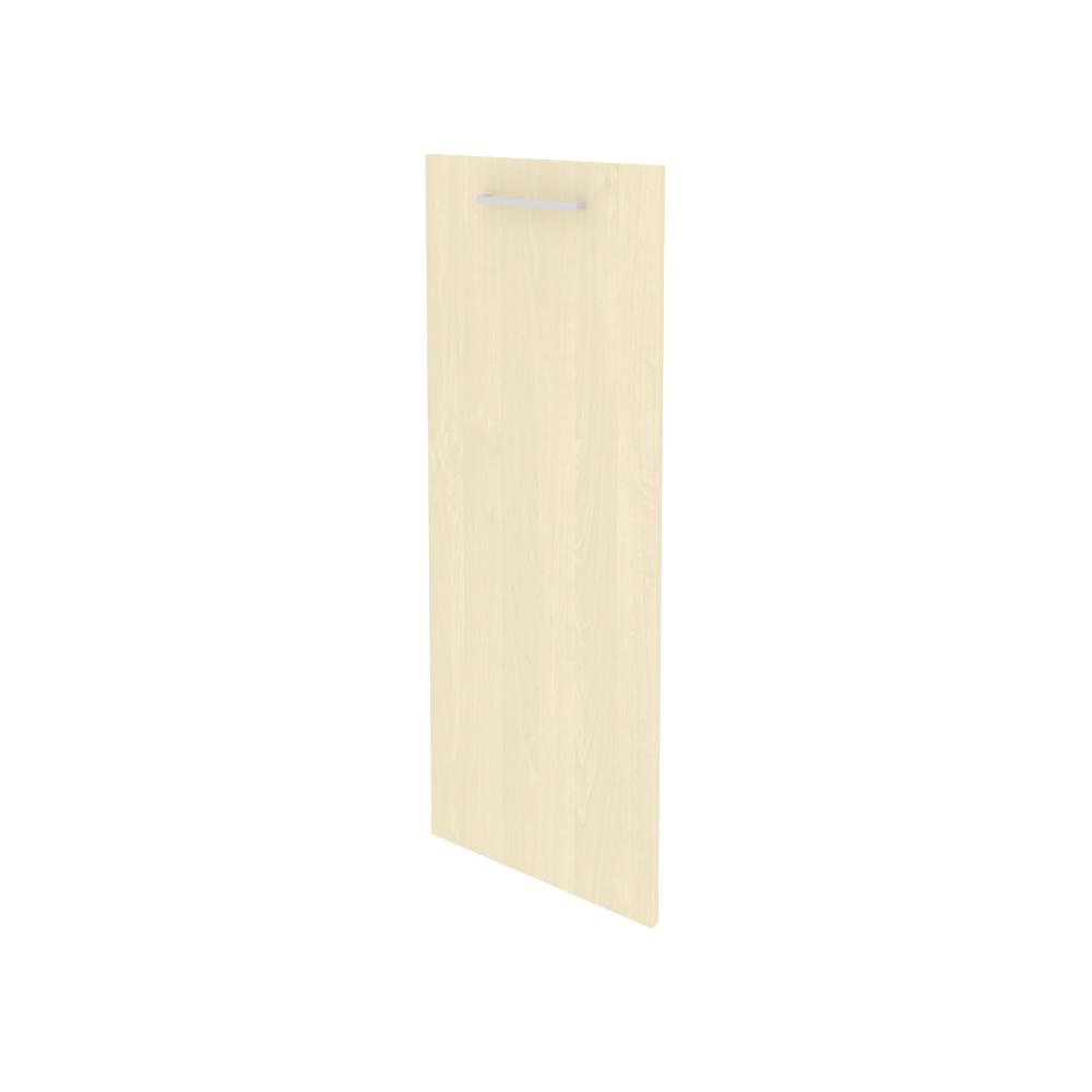Дверь средняя ЛДСП правая 396x1097x18