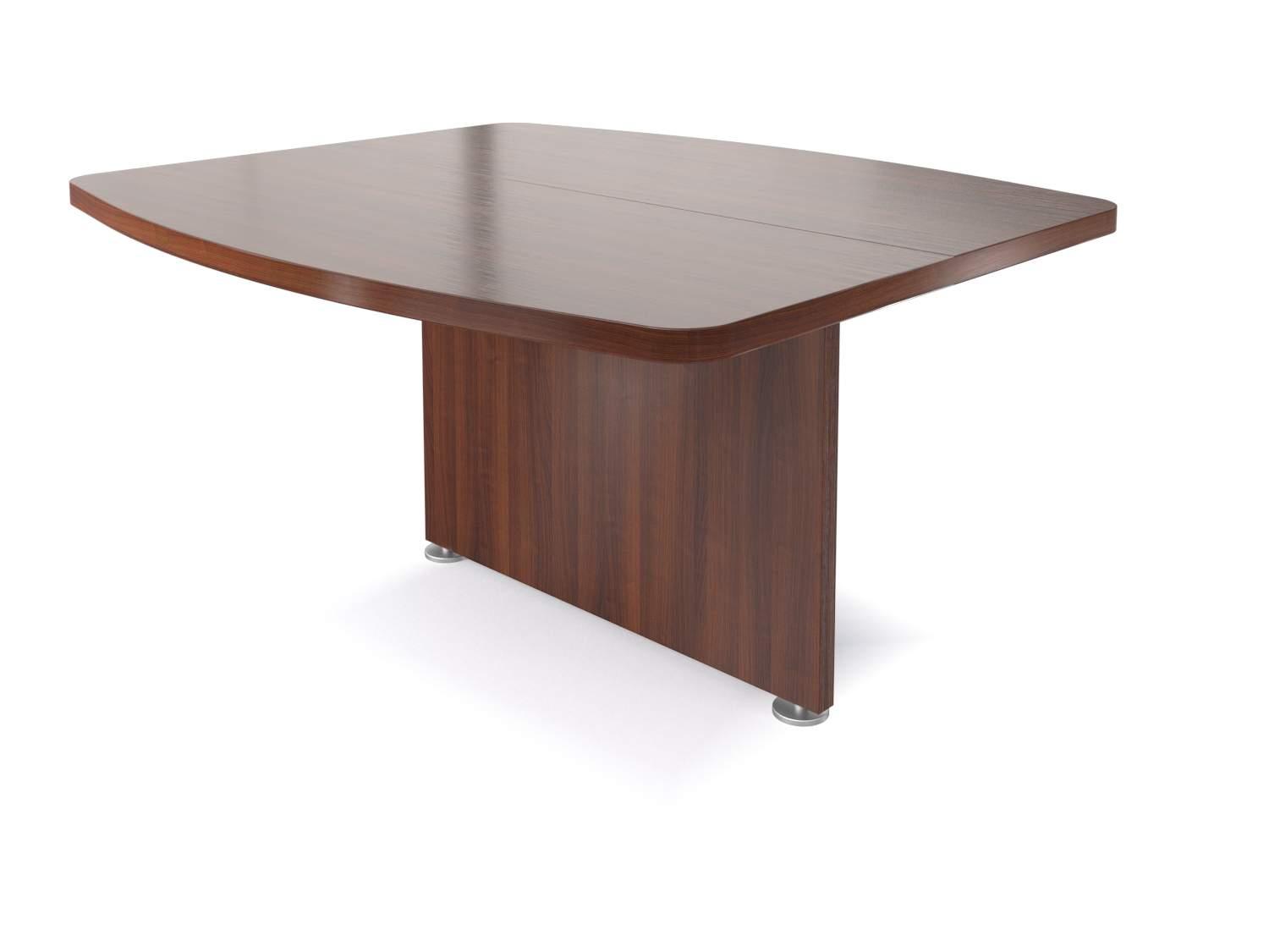 Окончание стола для переговоров 1400х1200х750