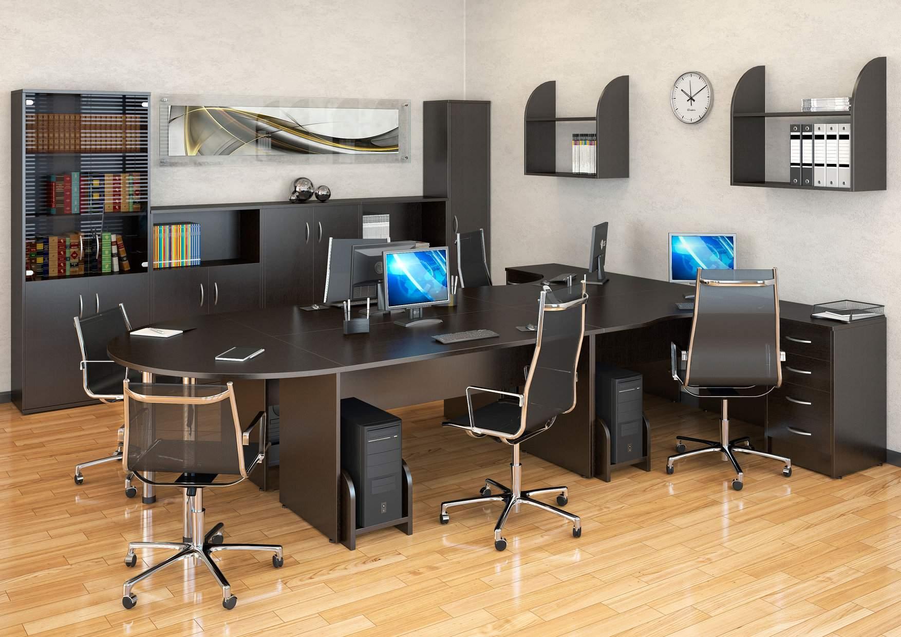 Мебель для сотрудников RIVA (РИВА)