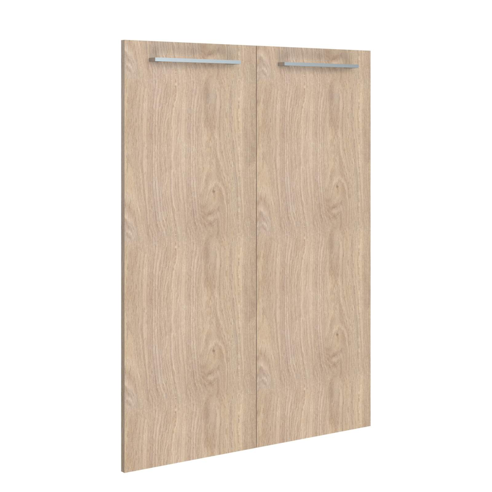 Двери ЛДСП средние 846x18x1132