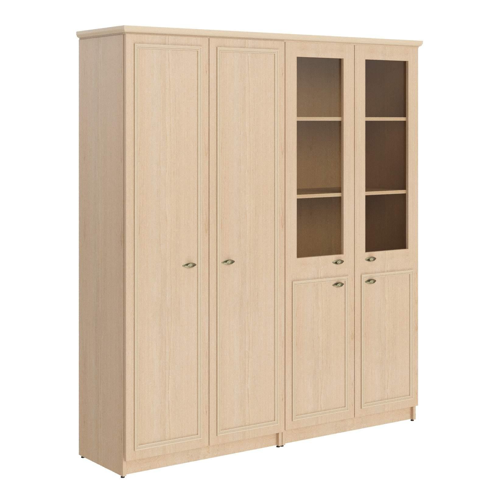 Шкаф двойной закрытый/комбинированный 1808x466x2023