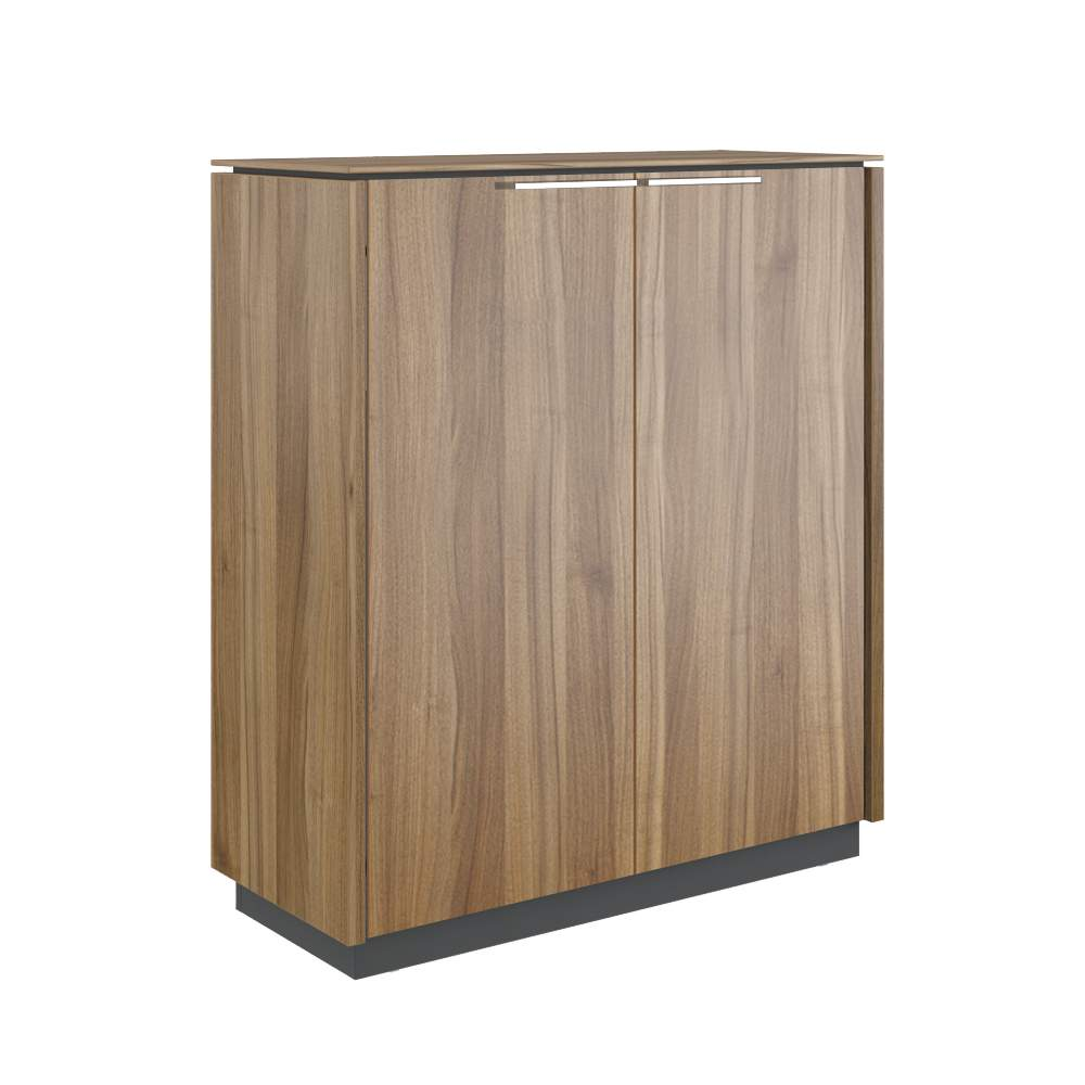 Шкаф двухдверный средний 1030x420x1170