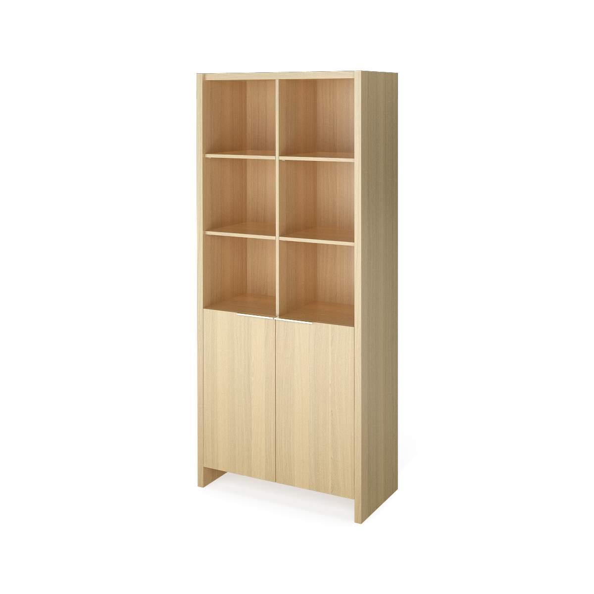 Шкаф полузакрытый 844х438х1970