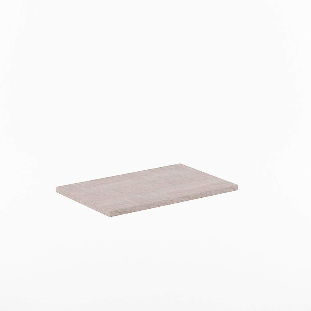 Приставка для письменного стола 700x450x25