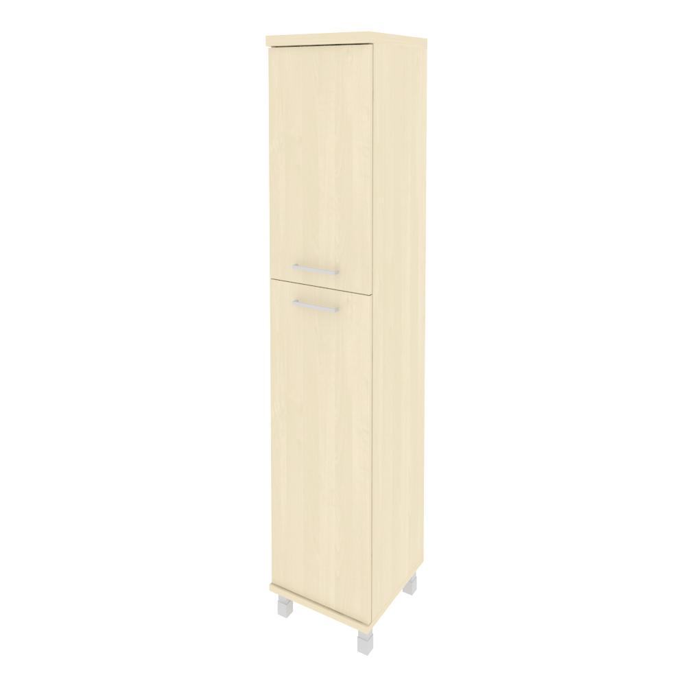 Шкаф высокий узкий правый с 2мя дверями 401x432x2060