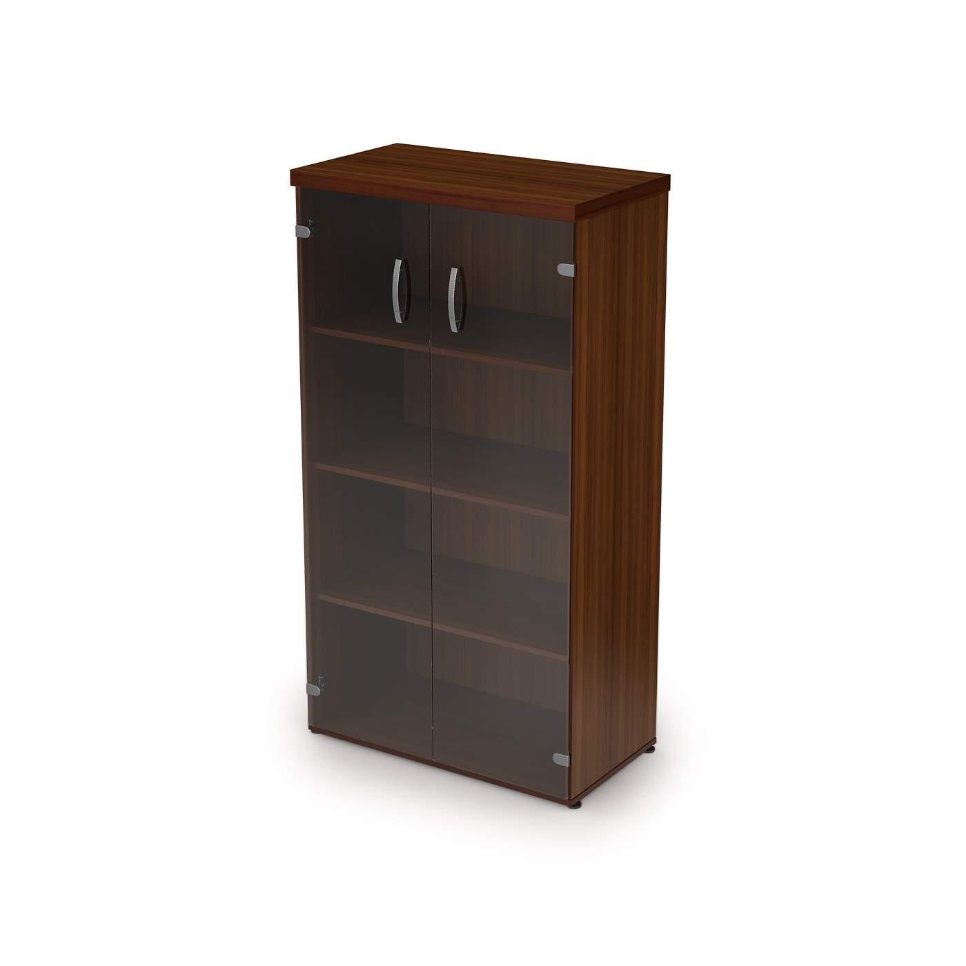Шкаф средний со стеклом 798х430х1477