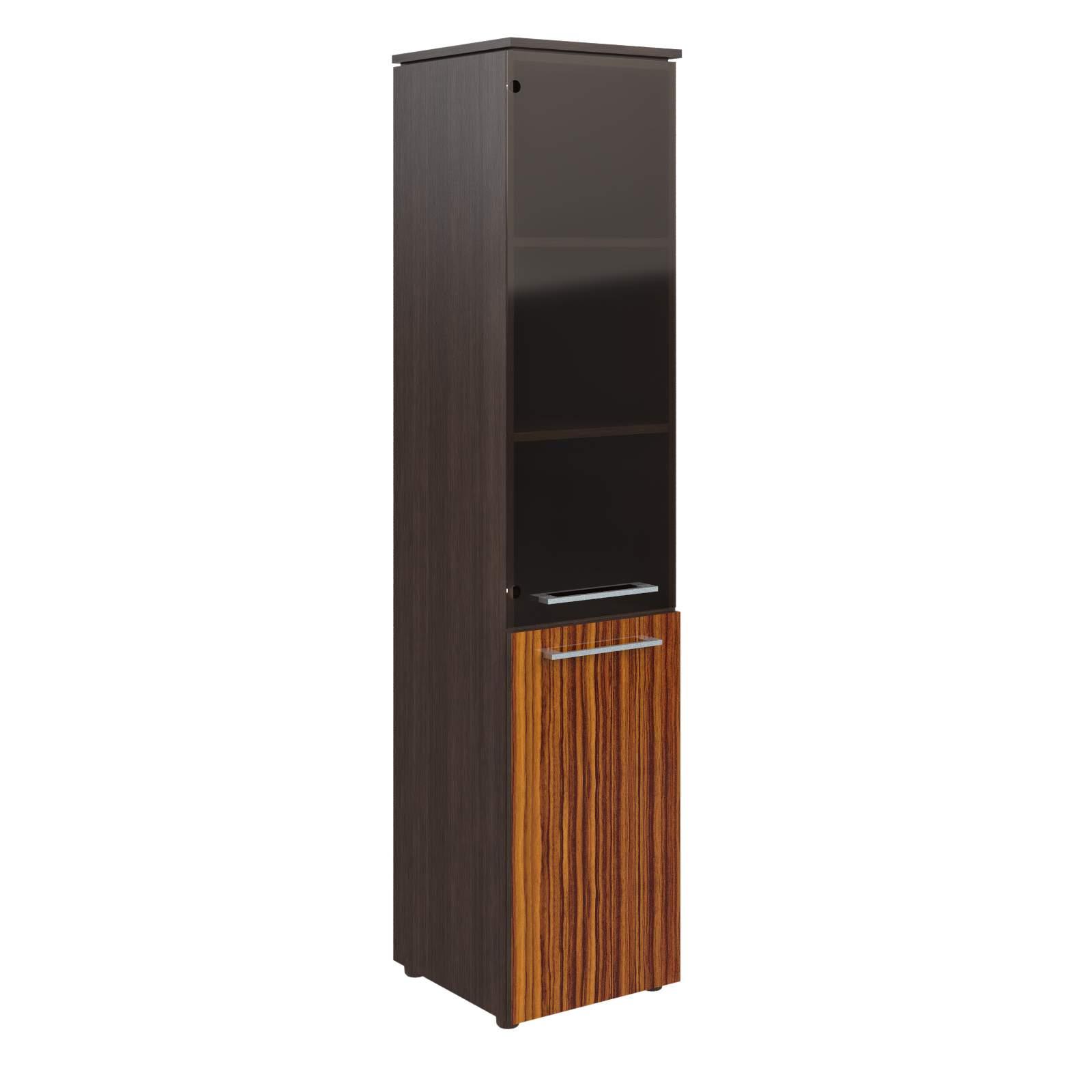 Шкаф-колонка комбинированный 429x423x1956