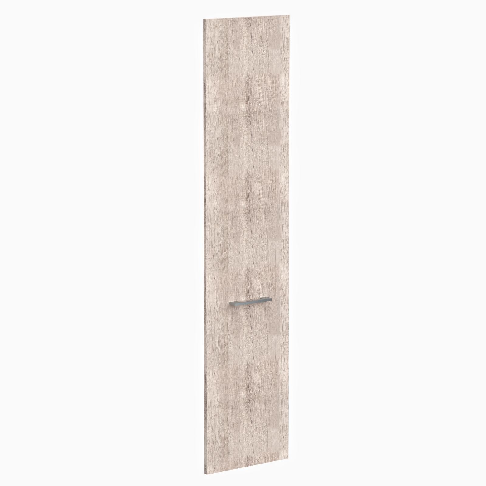 Дверь высокая ЛДСП 422х18х1900