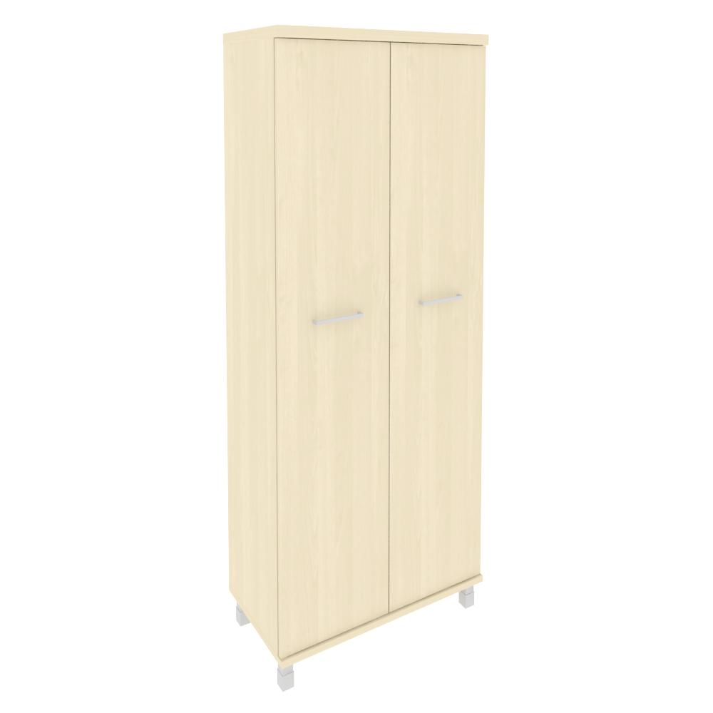 Шкаф высокий широкий с 2мя дверями 801x432x2060