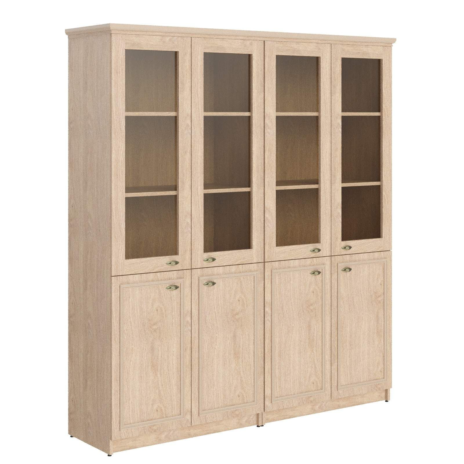 Шкаф двойной комбинированный 1808x466x2023