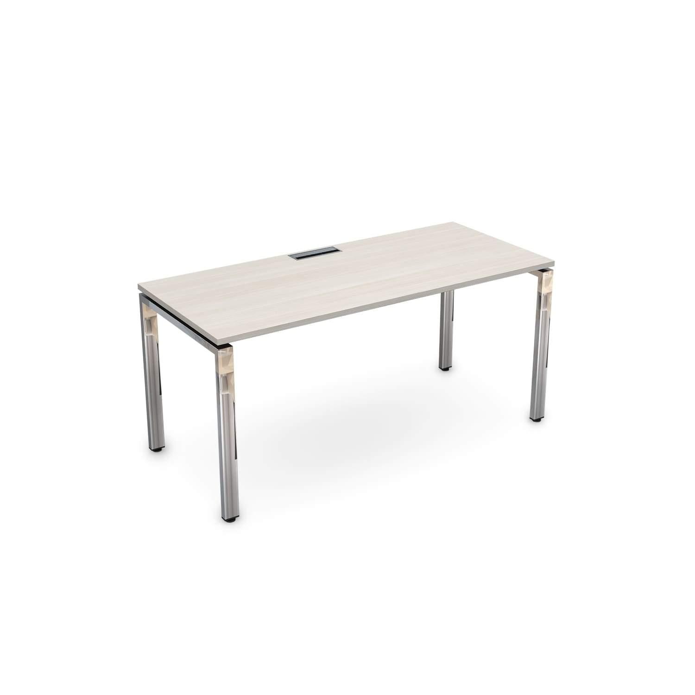 Стол рабочий, прямолинейный 1600x700x750