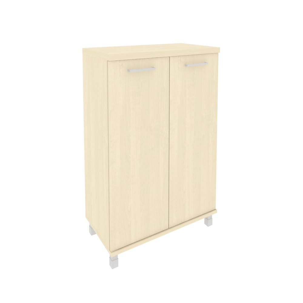 Шкаф средний широкий закрытый 801x432x1260