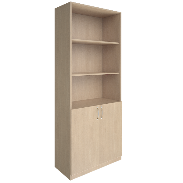 Шкаф высокий комбинированный 770x359x1914