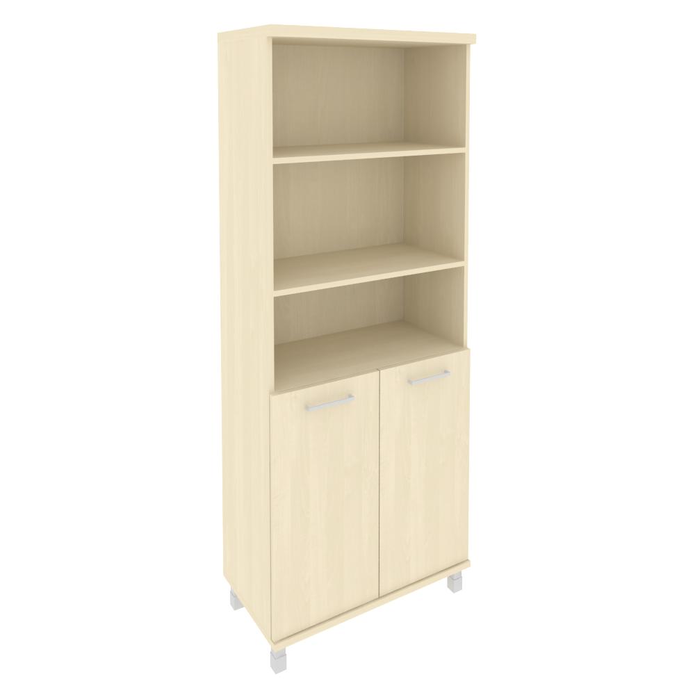Шкаф высокий широкий полуоткрытый 801x432x2060