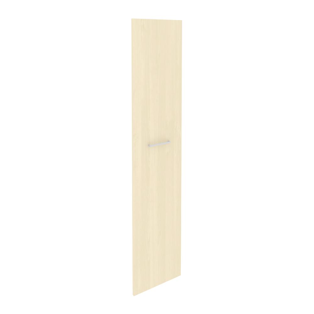 Дверь высокая ЛДСП левая 396x1897x18