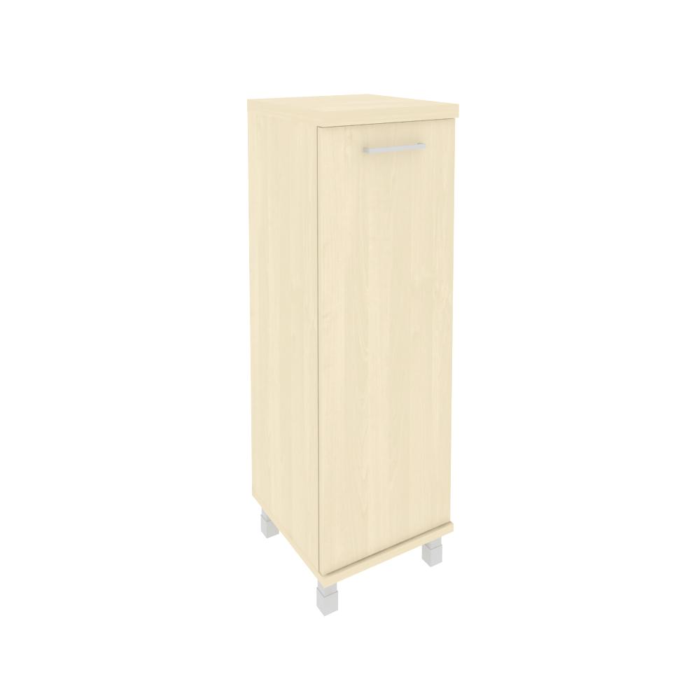 Шкаф средний узкий левый закрытый 401x432x2060