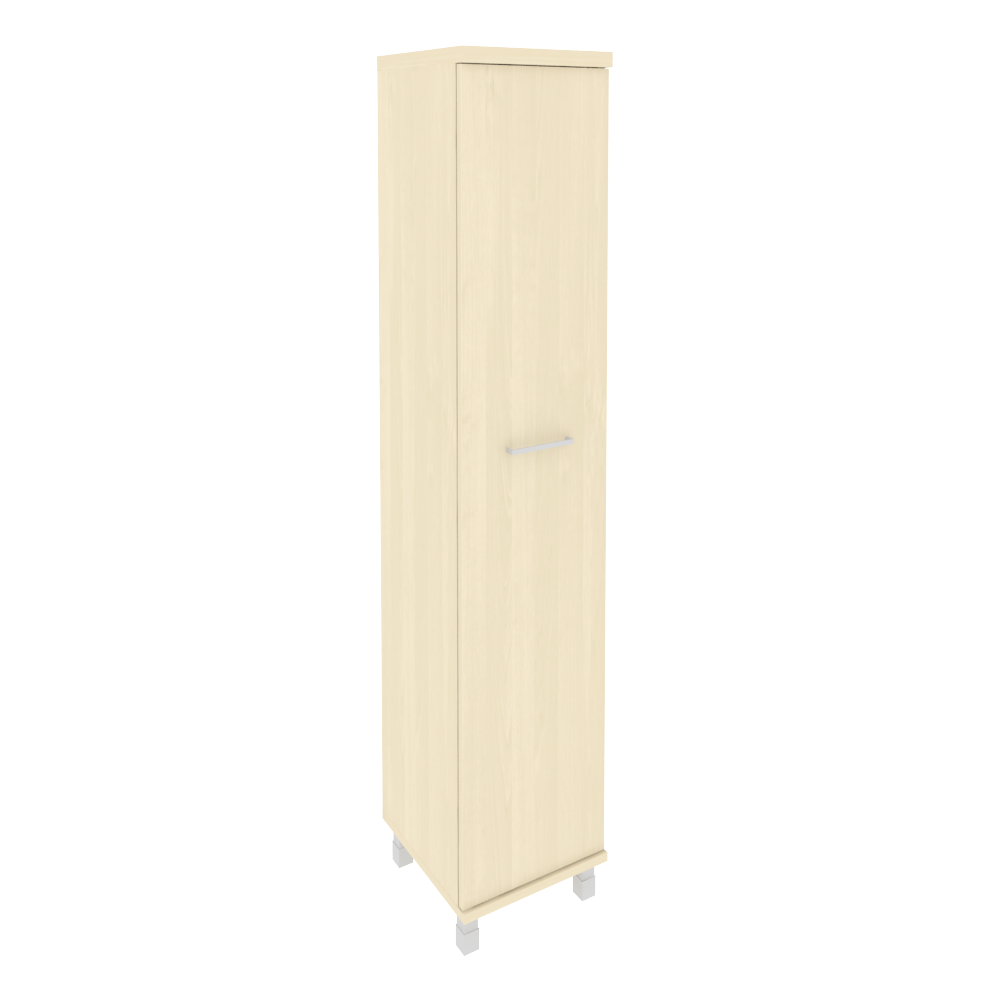 Шкаф высокий узкий левый 401x432x2060