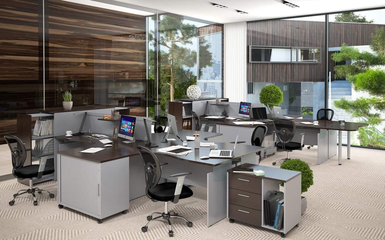 Мебель для сотрудников OFFIX NEW