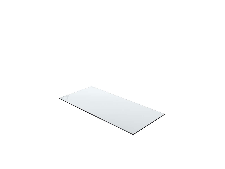 Вкладыш стеклянный для стола К-966