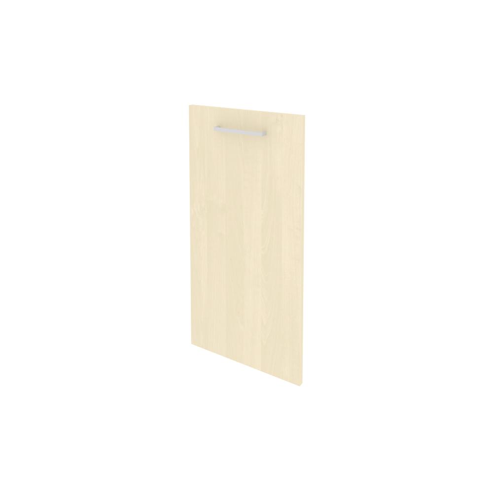 Дверь низкая ЛДСП правая 396x795x18