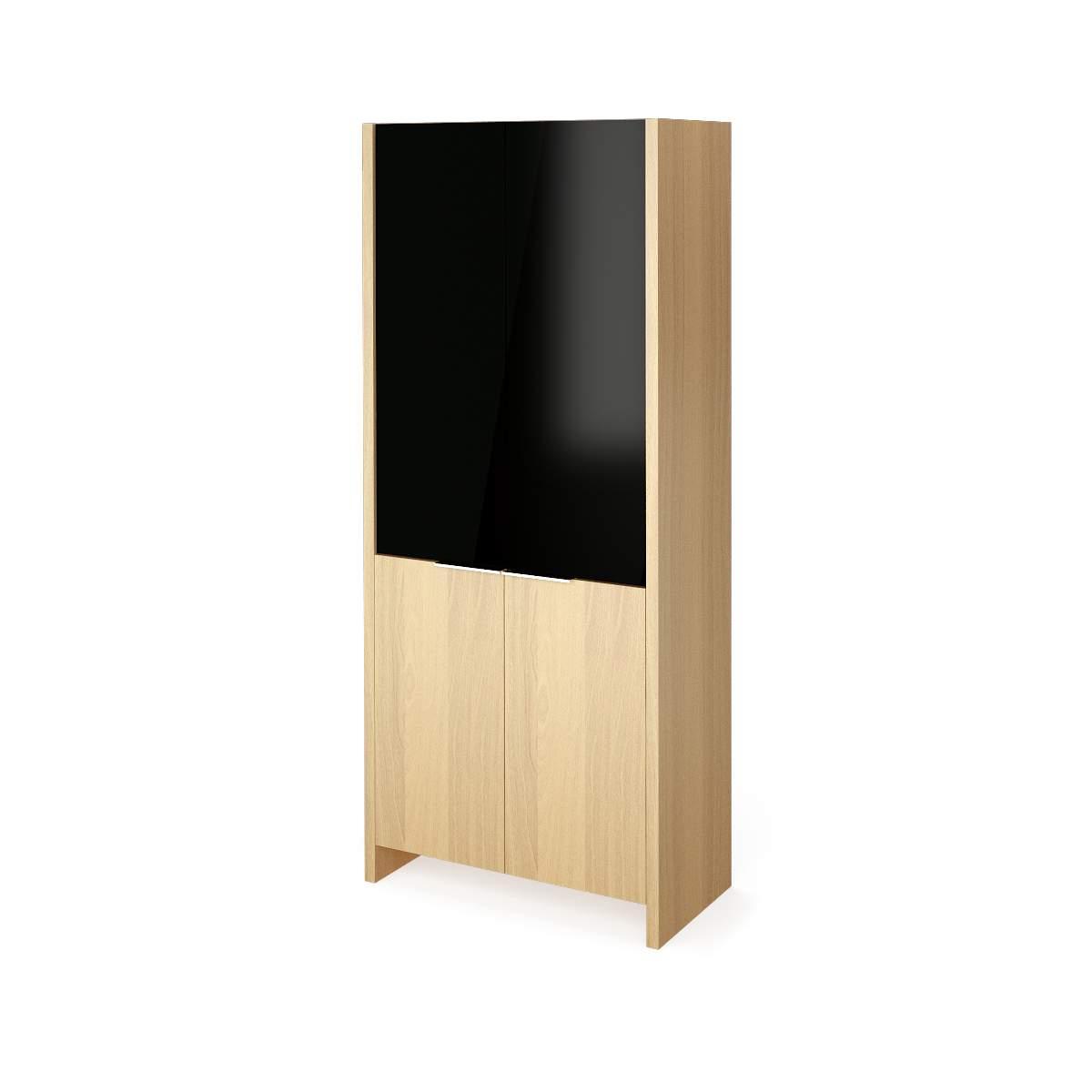 Шкаф комбинированный 844х438х1970