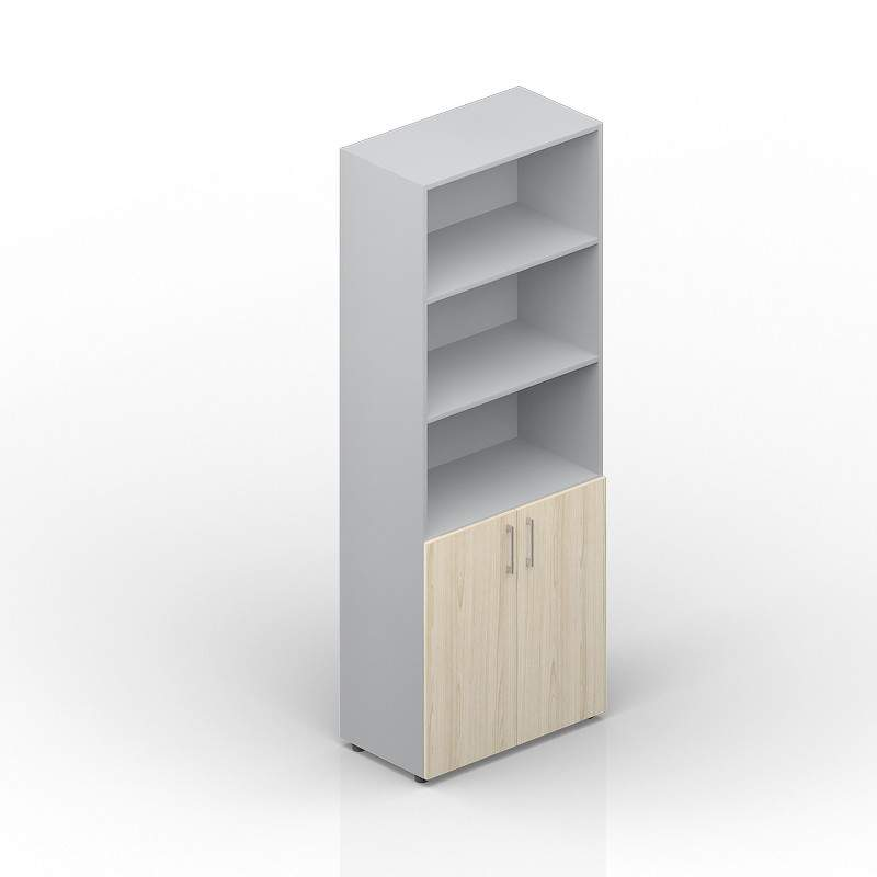Шкаф высокий полузакрытый 800х440х1950