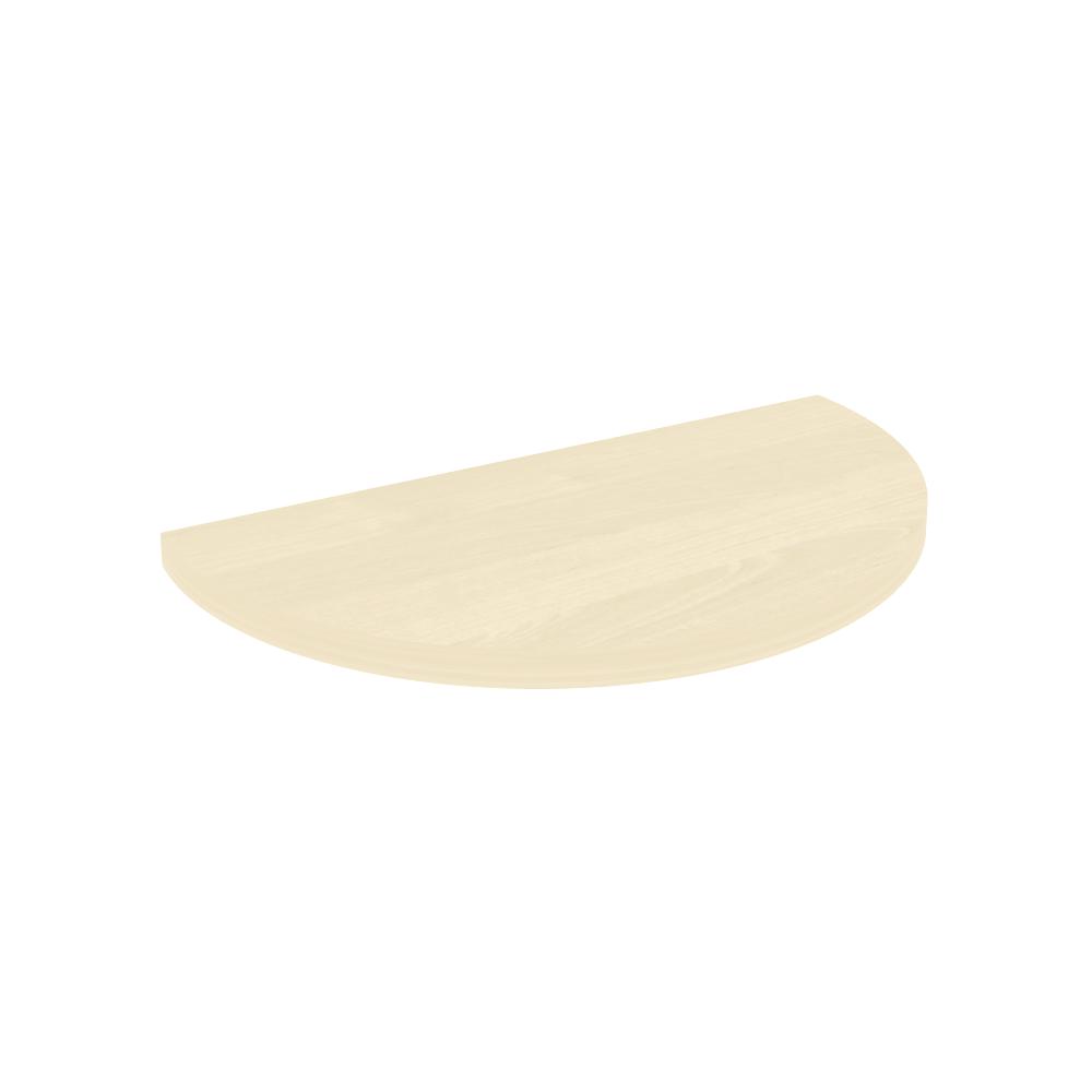 Столешница полукруглая 900х450x36