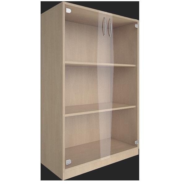 Шкаф средний стекло 770x359x1203