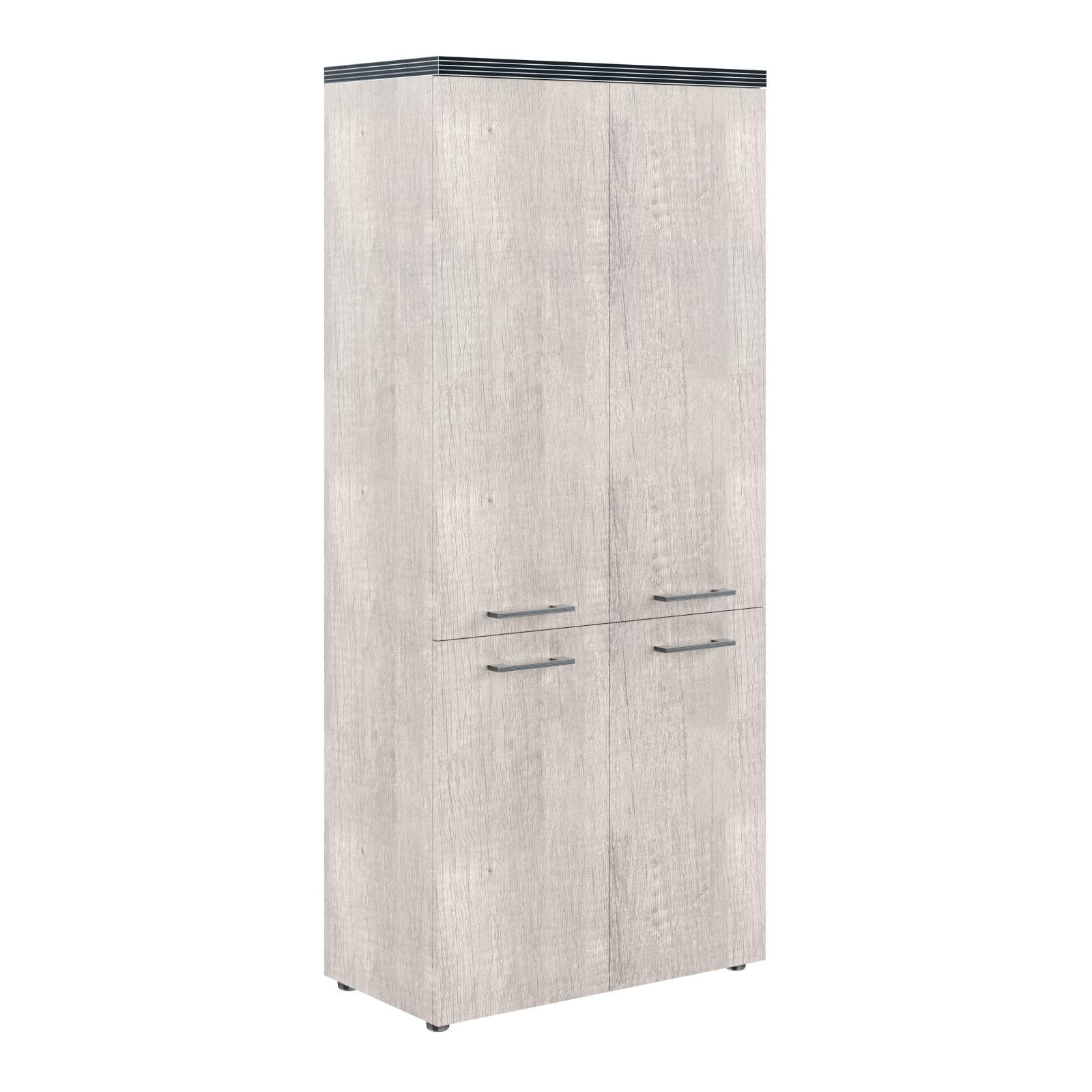 Шкаф с 4мя дверями 850x430x1930