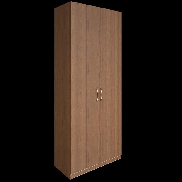 Шкаф высокий закрытый 770x359x1914