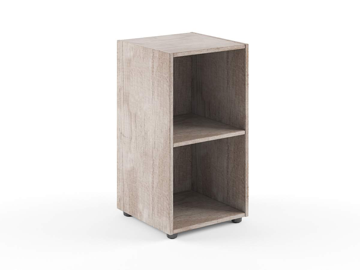 Шкаф средний узкий 426x430x1165