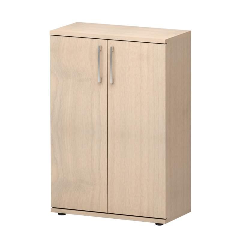 Шкаф средний закрытый 800х384х1184