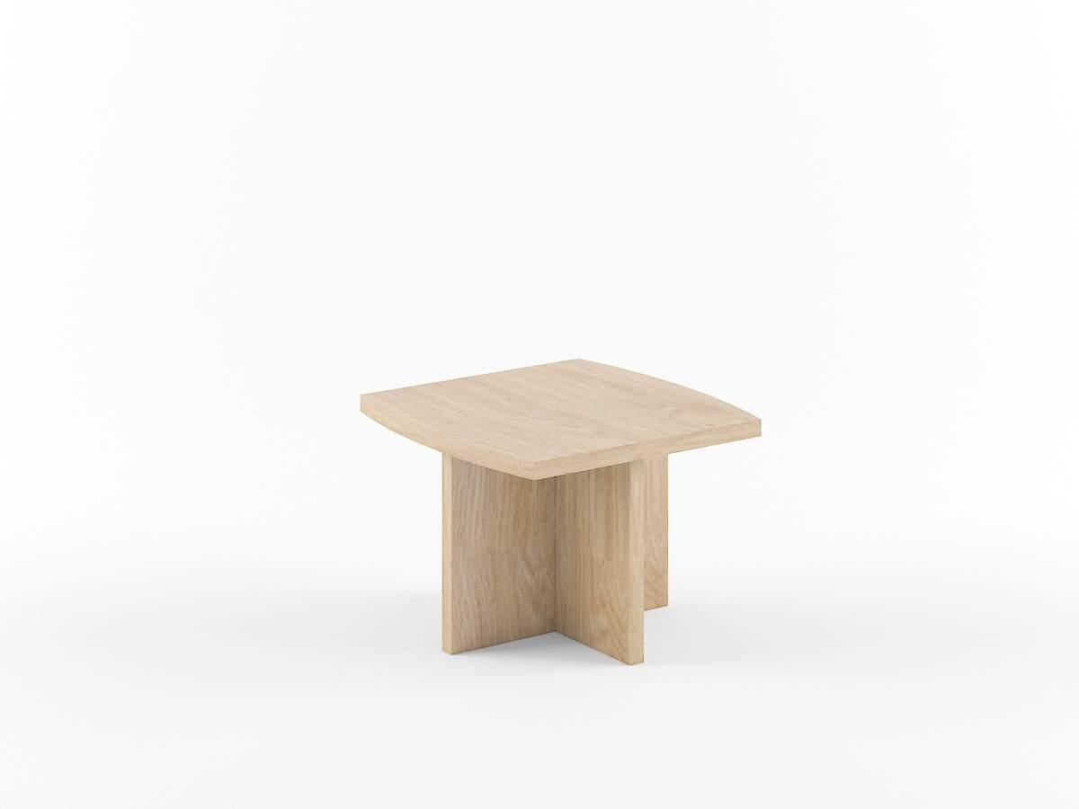 Стол журнальный 700x700x500
