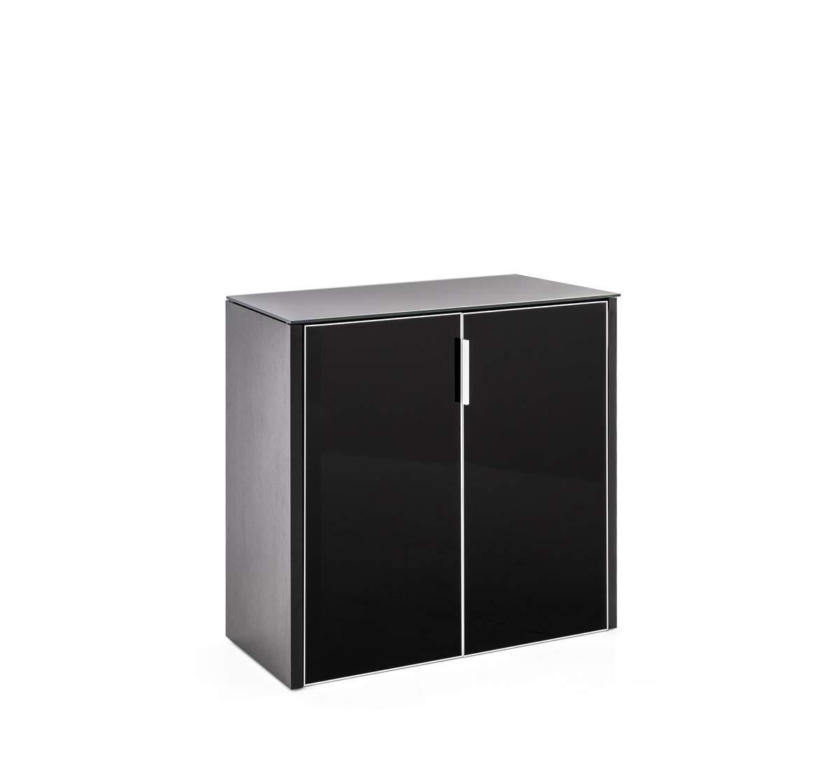 Шкаф низкий 2 двери 966x452x882