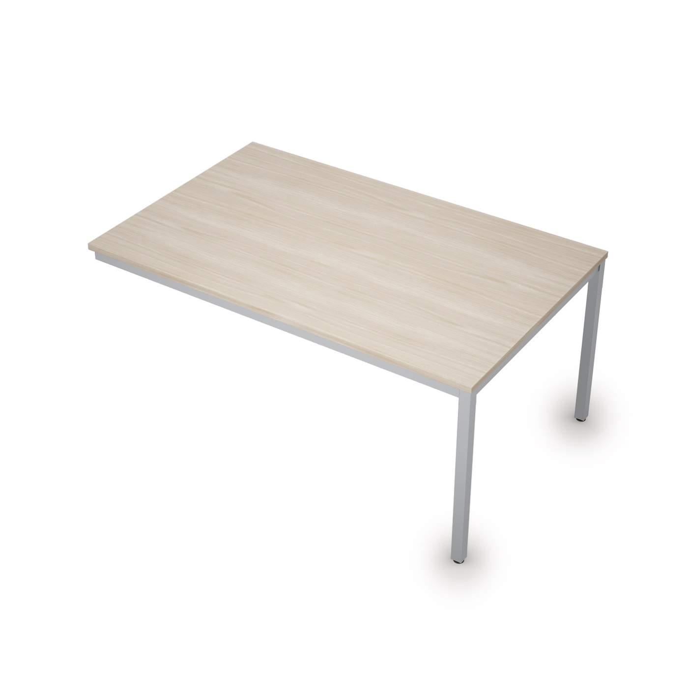 Конечный модуль переговорного стола 1600х1000х750