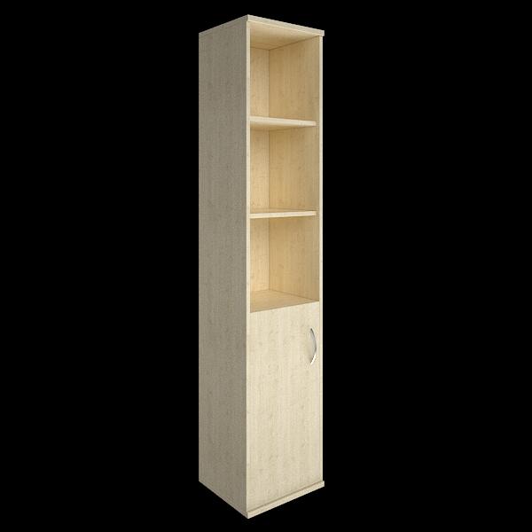Шкаф высокий узкий левый 412х410х1980