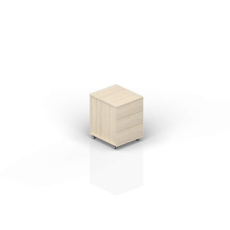 Тумба мобильная (без ручек, усиленные опоры) 460х530х570