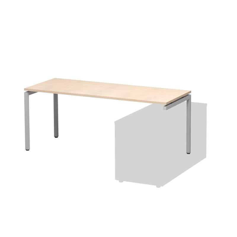 Стол на 3х опорах 1800x700x740