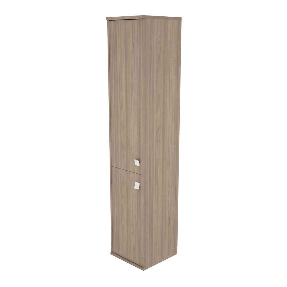 Шкаф высокий узкий левый закрытый 412х410х1980