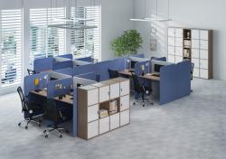 Мебель для сотрудников LOCKER plus