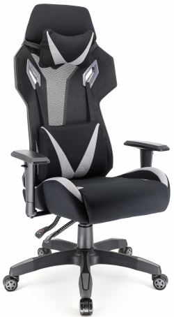 Infinity X1 Ткань Серый