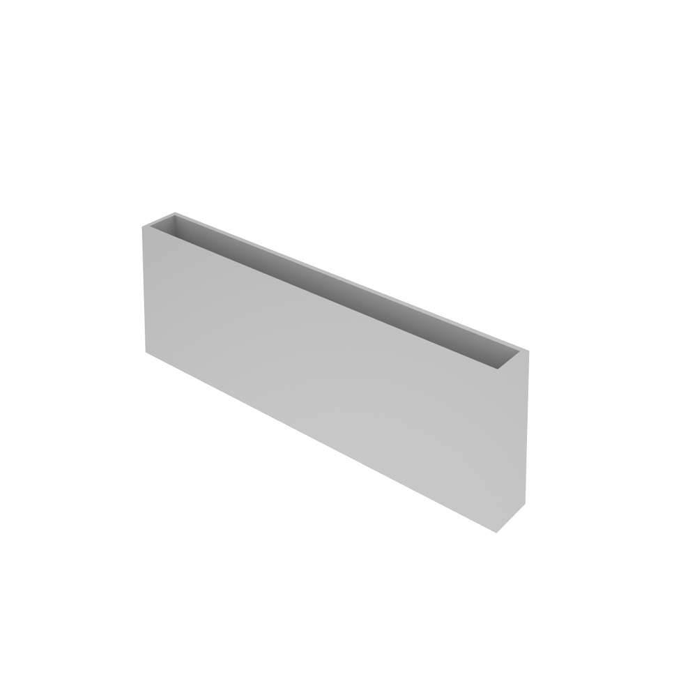 Ящик для стекол (4 низкие двери стекло)