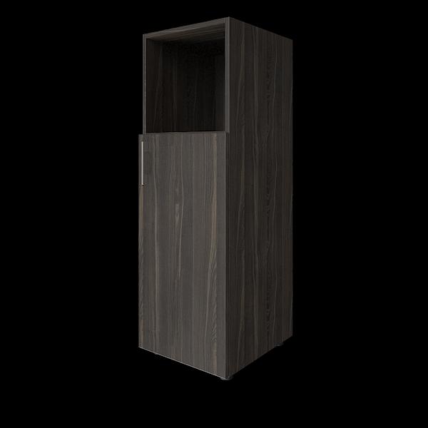 Стеллаж средний узкий правый 400x450x1195