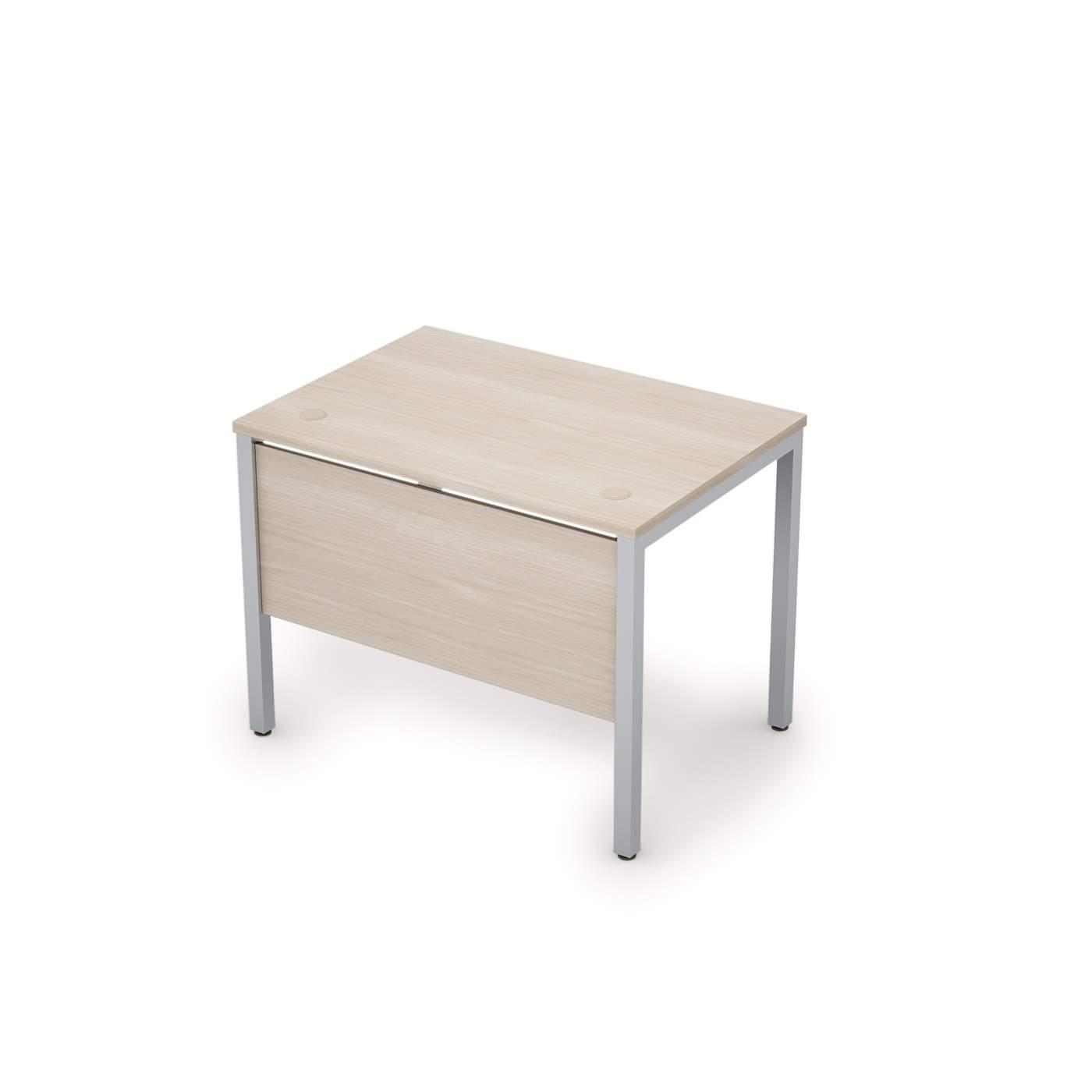 Стол с экраном из ДСП 1000х700х750